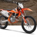 2018 450 SX-F KTM Powerful Dirt Motorcycle