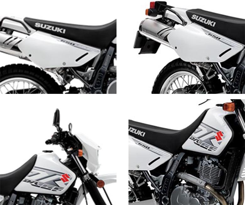 2018 Suzuki DR650S Dual Sports Bike Specs