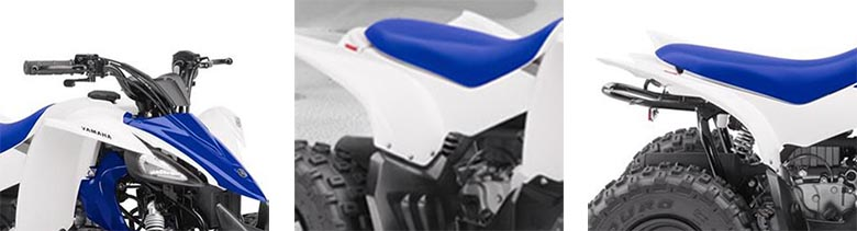 2018 YFZ50 Yamaha Sports Quad Bike Specs