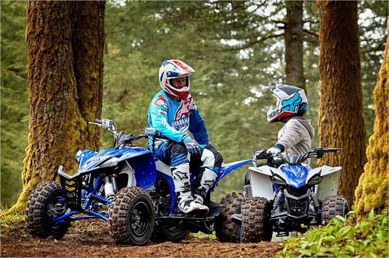 2018 YFZ50 Yamaha Sports Quad Bike