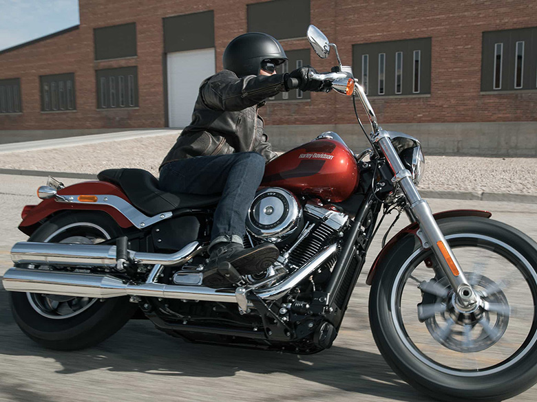 harley davidson 2018 softail low rider review price. Black Bedroom Furniture Sets. Home Design Ideas