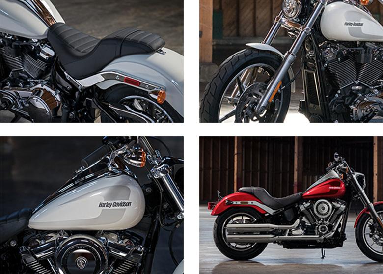 Harley-Davidson 2018 Softail Low Rider Specs