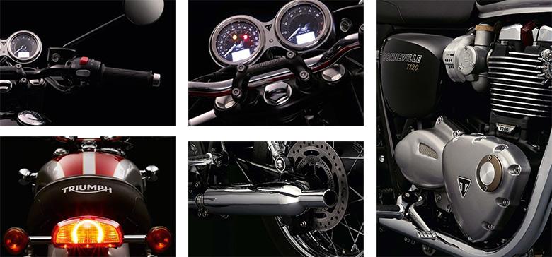 My17 Triumph Bonneville T120 Family Classic Review Price