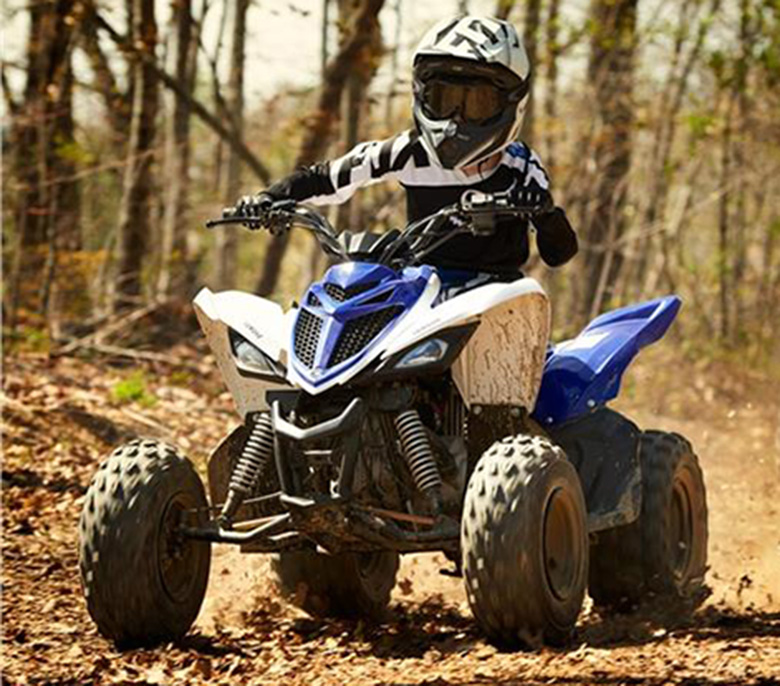 Raptor 90 2018 Yamaha Sports Quad Bike