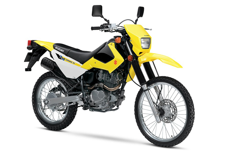 Suzuki 2018 DR200S Dual Purpose Bike