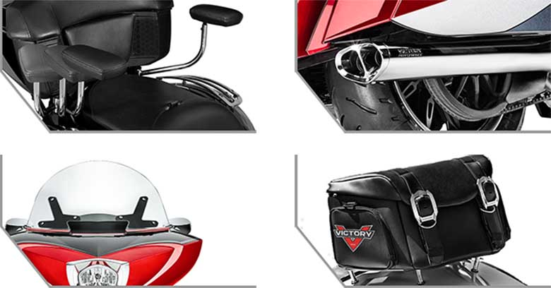 Victory 2017 Cross Country Tour Motorcycle Specs