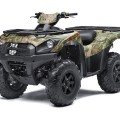 2018 Brute Force 750 4x4i EPS Camo Kawasaki ATV