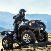 2018 Brute Force 750 4x4i EPS Quad Bike