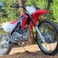 2018 CRF125F Honda Trail Dirt Bike