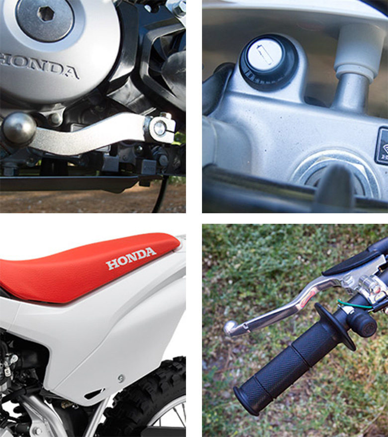 Honda Crf 125 Price: 2018 CRF125F Honda Trail Dirt Bike