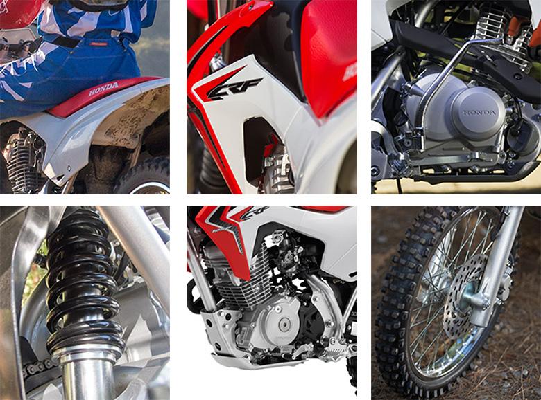 2018 Crf125f Honda Trail Dirt Bike Review Price