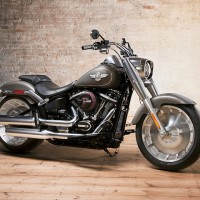 2018 Fat Boy Harley-Davidson Softail Cruisers