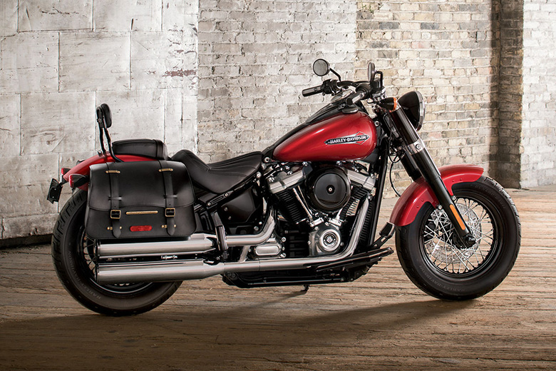 2018 Harley-Davidson Softail Slim - Review Price