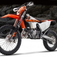 2018 KTM 125 XC-W Enduro Bike
