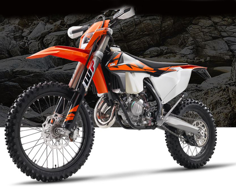 2018 ktm 125 xc w enduro bike review specs. Black Bedroom Furniture Sets. Home Design Ideas