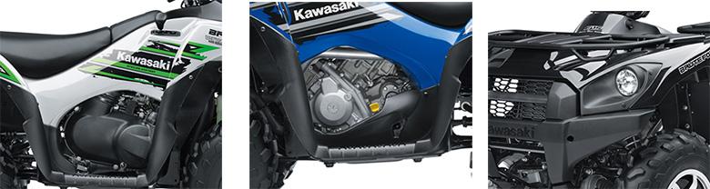 2018 Brute Force 750 4x4i EPS Quad Bike Specs
