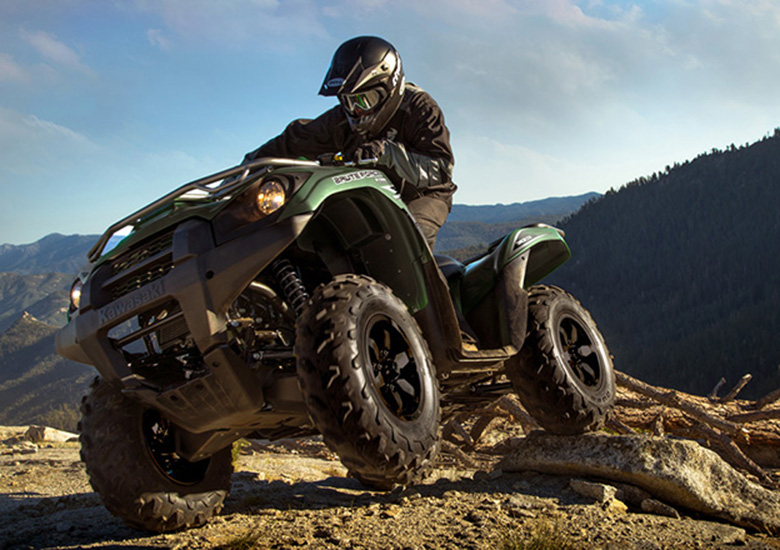2018 suzuki 750 atv. contemporary 750 review of 2018 kawasaki brute force 750 4x4i utility atv to suzuki atv