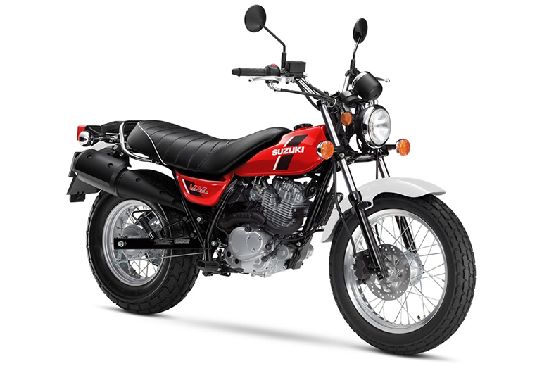 2018 Suzuki VanVan 200 Dual Purpose Bike