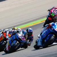 Gran Premio Movistar De Aragon Moto2 Race 2017