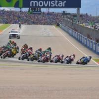 Gran Premio Movistar De Aragon Moto3 Race 2017
