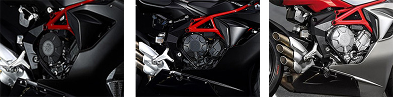 MV Agusta 2017 F3 800 Heavy Bike Specs