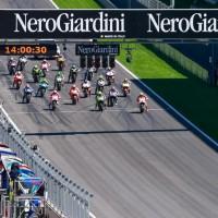 Motorrad Grand Prix Von Osterreich MotoGP Race 2017