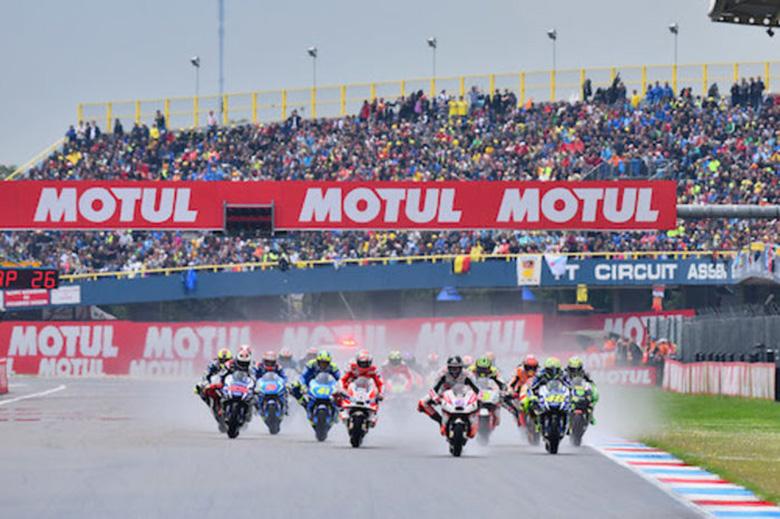 Motul Grand Prix of Japan Moto2 Race 2017