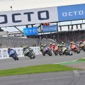 Octo British Grand Prix Moto2 Race 2017