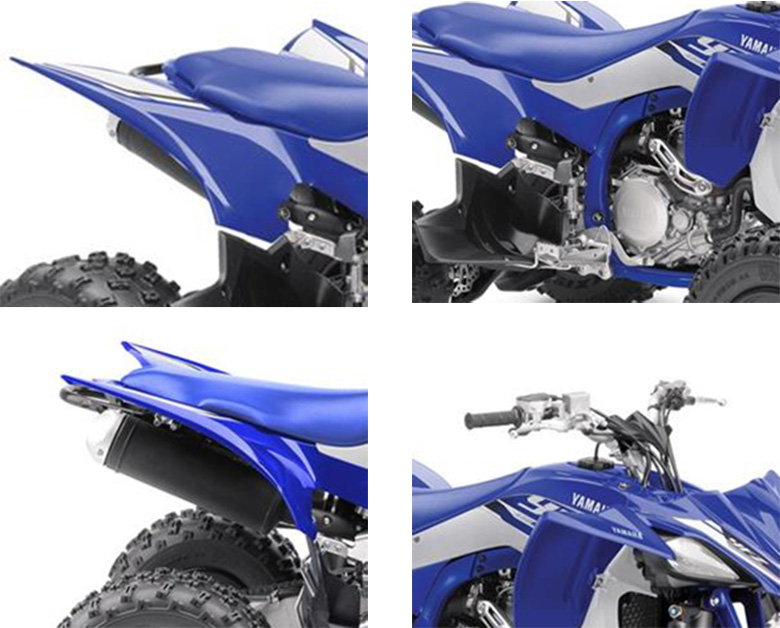 Yamaha YFZ450R 2018 Sports Quad Bike Specs