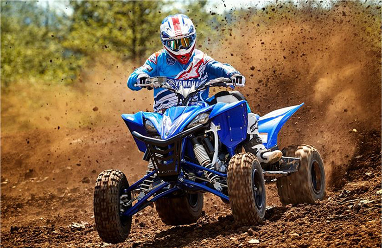 Yamaha YFZ450R 2018 Sports Quad Bike