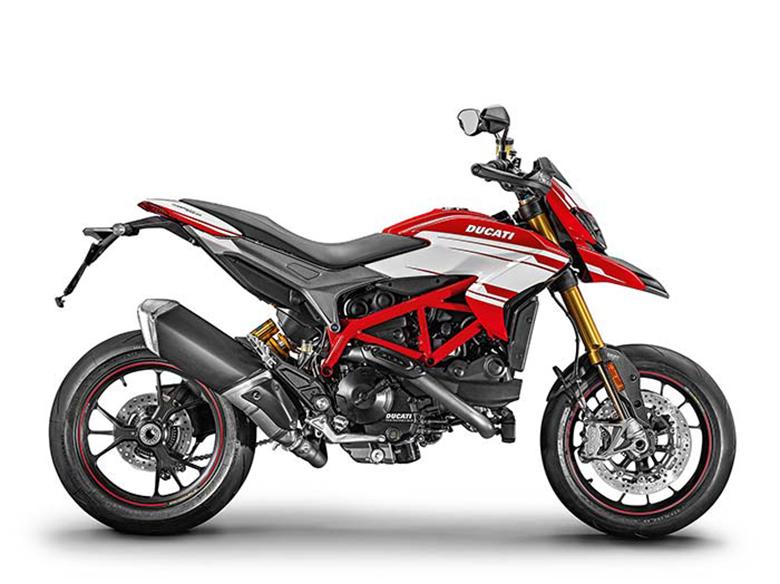 2017 Ducati Hypermotard 939 SP Dual Purpose Bike