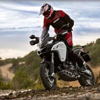 2017 Ducati Multistrada 1200 Enduro Turing Bike