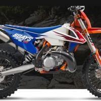 2018 KTM 250 EXC TPI Six Days Enduro