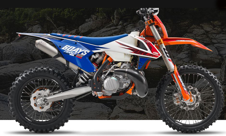 2018 KTM 250 EXC TPI Six Days Enduro