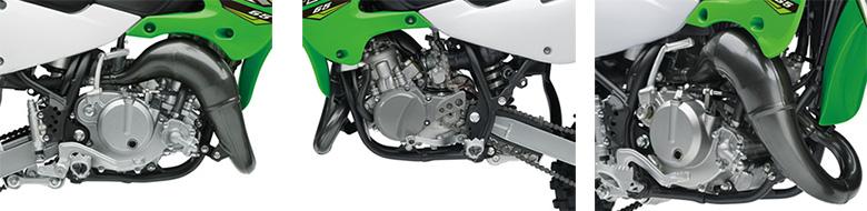 Kawasaki 2018 KX 100 Motocross Bike - Review