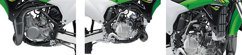 2018 KX 85 Kawasaki Motocross Motorcycle Specs