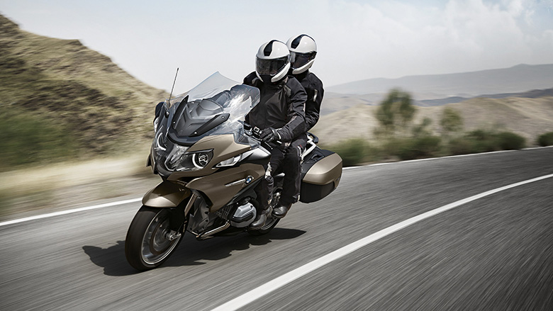 BMW 2017 R 1200 RT Touring Bike