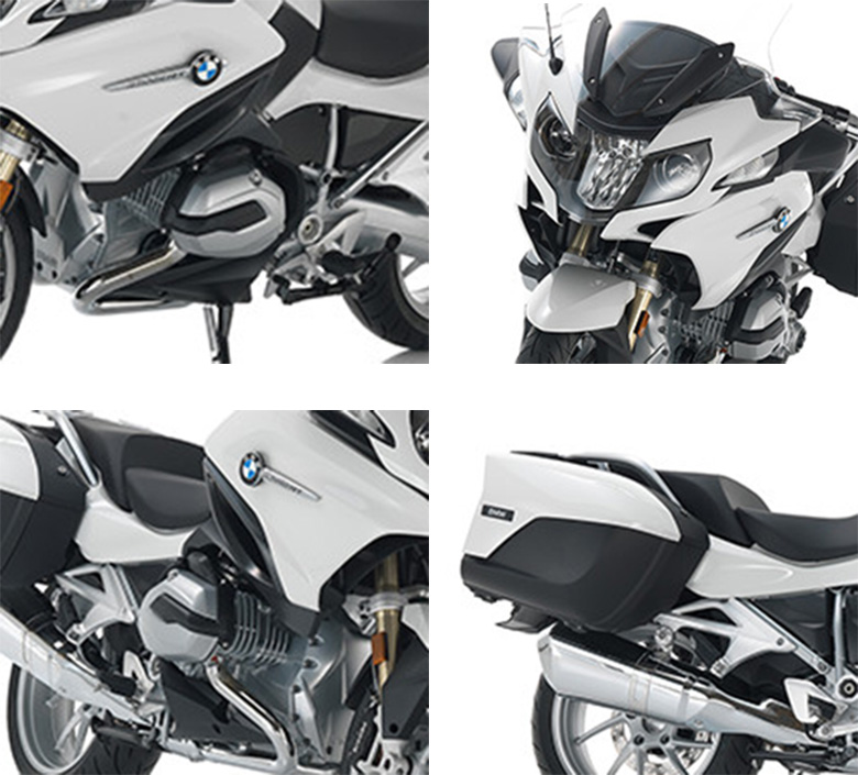 BMW 2017 R 1200 RT Touring Bike Specs