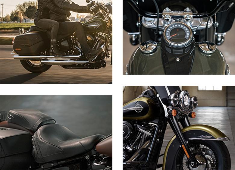 Harley-Davidson 2018 Heritage Classic Bike Specs
