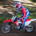 2018 CRF125F Big Wheel Trail Dirt Bike