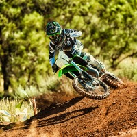 Kawasaki 2018 KX 100 Motocross Bike