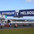 Michelin Australian Grand Prix Moto2 Race 2017
