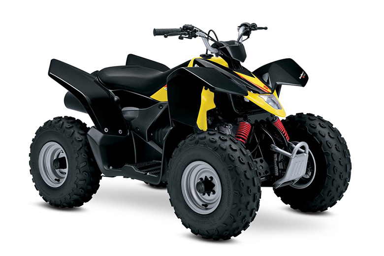 Suzuki 2018 QuadSport Z90 Mini Quad Bike