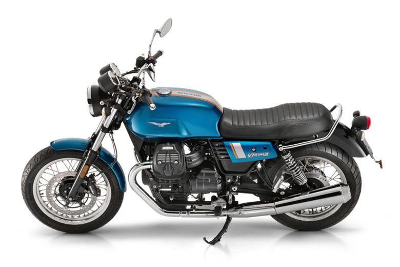 2017 Moto Guzzi V7 III Special Classic Bike