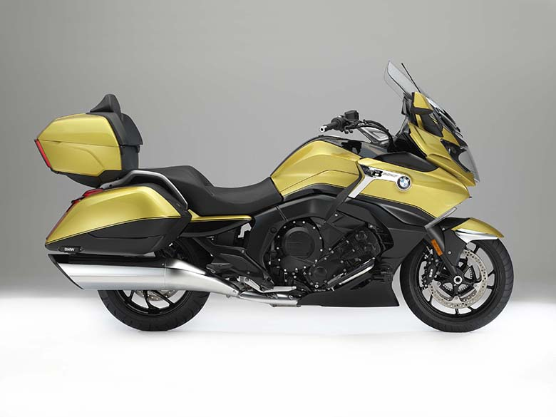 2018 BMW K 1600 Grand America Touring Bike - Review