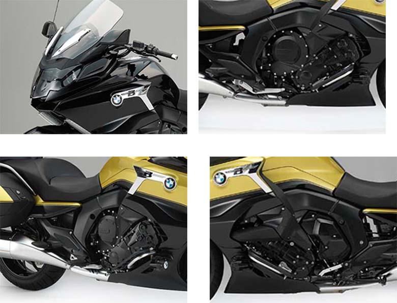 2018 BMW K 1600 Grand America Touring Bike Specs