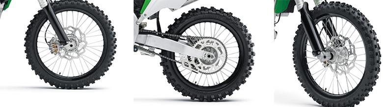2018 Kawasaki KX 250F Motocross Motorcycle Specs