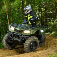 2018 Suzuki KingQuad 400ASi Utility ATV