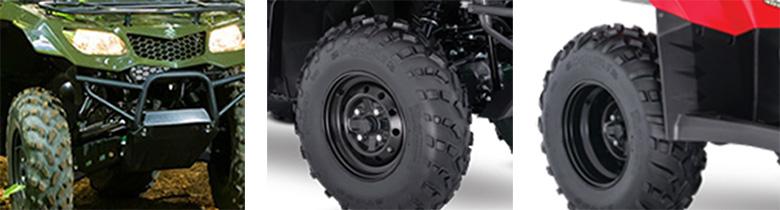 2018 Suzuki KingQuad 400ASi Utility ATV Specs