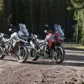 2018 Triumph Tiger 1200 Family Adventure Touring